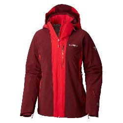 Columbia Snow Rival Womens Insulated Ski Jacket 2019