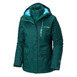 Columbia Emerald Lake Interchange Womens Insulated Ski Jacket