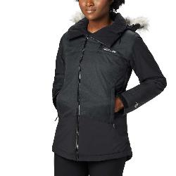 Columbia Emerald Lake Parka w/Faux Fur - Plus Womens Insulated Ski Jacket