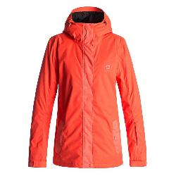 DC Perimeter Womens Insulated Snowboard Jacket