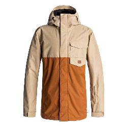 DC Merchant Mens Insulated Snowboard Jacket