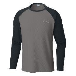 Columbia Ketring Raglan Long Sleeve Mens Shirt