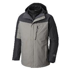 Columbia Whirlibird III Interchange Mens Insulated Ski Jacket