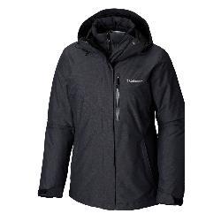 Columbia Whirlibird III Interchange Plus Womens Insulated Ski Jacket