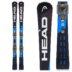 Head Supershape i.Titan Skis with PRD 12 GW Bindings 2019