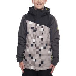 686 Knockout Boys Snowboard Jacket