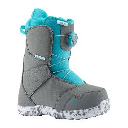 Burton Zipline Boa Kids Snowboard Boots 2019
