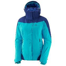 Salomon Icerocket Womens Insulated Ski Jacket
