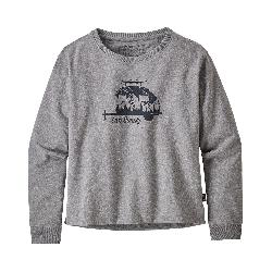 Patagonia Live Simply Trailer Womens Sweatshirt