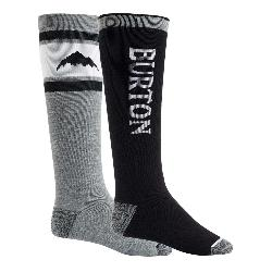 Burton Weekend 2 Pack Snowboard Socks