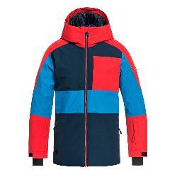 Quiksilver Sycamore Boys Snowboard Jacket
