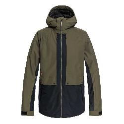 Quiksilver Travis Rice Ambition Mens Insulated Snowboard Jacket 2019