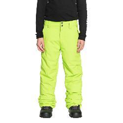 Quiksilver Estate Kids Snowboard Pants