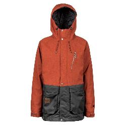 L1 Premium Goods Legacy Mens Insulated Snowboard Jacket