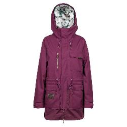 L1 Premium Goods Emma Womens Insulated Snowboard Jacket