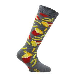 Euro Sock Graphics Ski Socks