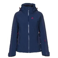 Salomon Brilliant Womens Insulated Ski Jacket