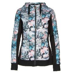 Roxy Frost Printed Womens Hoodie