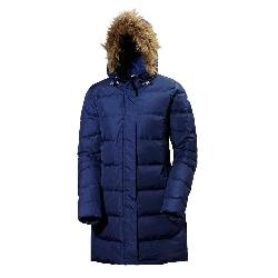 Helly Hansen Aden Down Parka w/Faux Fur Womens Jacket