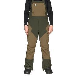 ThirtyTwo Basement Bib Mens Snowboard Pants