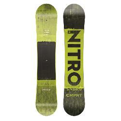 NITRO Prime Toxic Wide Snowboard 2019