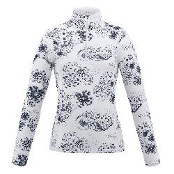 Poivre Blanc 1st Layer Print Womens Sweater