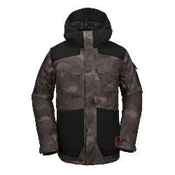 Volcom VCO Inferno Mens Insulated Snowboard Jacket