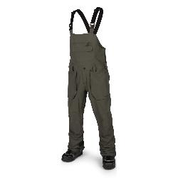 Volcom Roan Bib Overall Mens Snowboard Pants