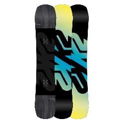 K2 Afterblack Wide Snowboard 2019