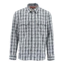 Simms Big Sky Long Sleeve Mens Shirt
