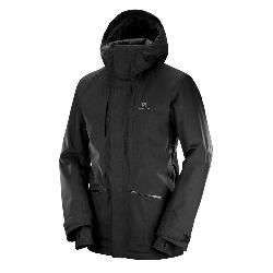 Salomon QST Snow Mens Insulated Ski Jacket