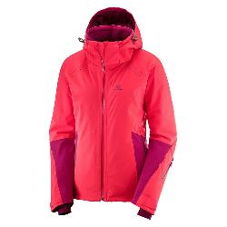 Salomon Icecrystal Womens Insulated Ski Jacket 2019