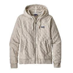Patagonia Organic Cotton Quilt Womens Hoodie