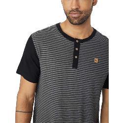 Tentree Gunnison Henley Mens Shirt