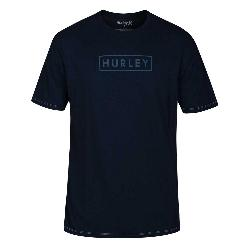 Hurley Lightweight Boxed Short Sleeve Mens T-Shirt