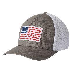 Columbia PFG Mesh Fish Flag Hat