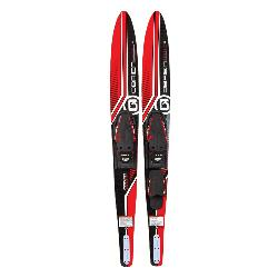 O'Brien Celebrity Combo Water Skis With X-7 Adjustable Bindings 2020