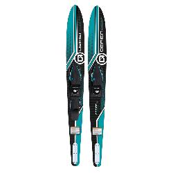 O'Brien Celebrity 64 Combo Water Skis With Jr. X-7 Adjustable Bindings 2020