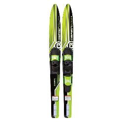 O'Brien Reactor Combo Water Skis With 700 Adjustable Bindings 2020