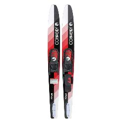 Connelly Voyage Combo Water Skis With PR Slide Adjustable Bindings 2019