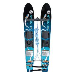 Connelly Cadet Junior Combo Water Skis With Child Slide Adjustable Bindings 2020