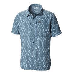 Columbia Pilsner Peak II Print Short Sleeve Mens Shirt
