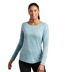 KUHL Intent Krossback LS Womens Shirt