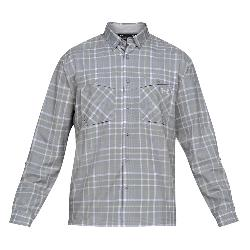 Under Armour Tide Chaser Long Sleeve Plaid Mens Shirt 2019