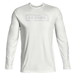 Under Armour Iso-Chill Shore Break Crew Mens Shirt