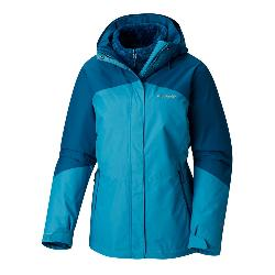 Columbia Bugaboo II Fleece Interchange Womens Insulated Ski Jacket 2019