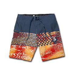 Volcom Lido Block Mod Mens Board Shorts