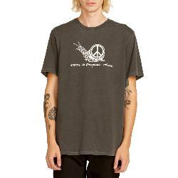 Volcom Peace Is Progress Mens T-Shirt