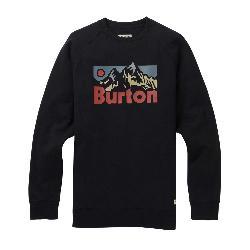 Burton Vista Crew Mens Hoodie