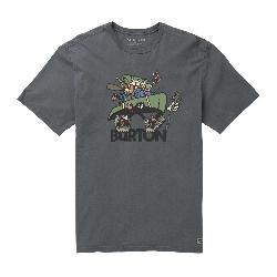 Burton Bronn Mens T-Shirt
